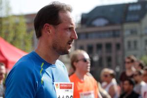 Kronprins Haakon frå Sentrumsløpet 2014